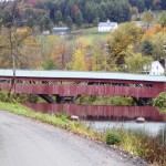 Covered bridge Littleton NH
