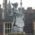 Gargoyle-at-Hampton-Court